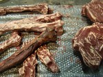 Meat Bones - Life-sized Human Meat Bones