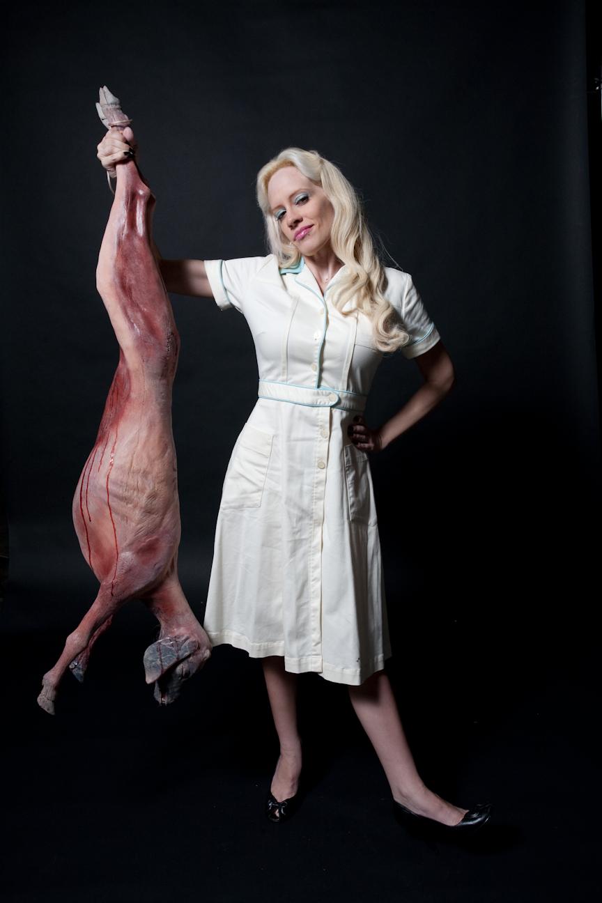 Prop shop album animal props album butcher shop meat locker 30 of 66