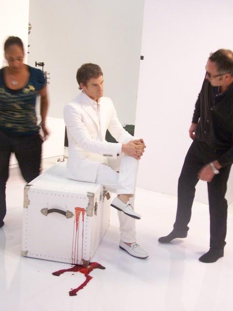 Custom Blood for Dexter Commercial