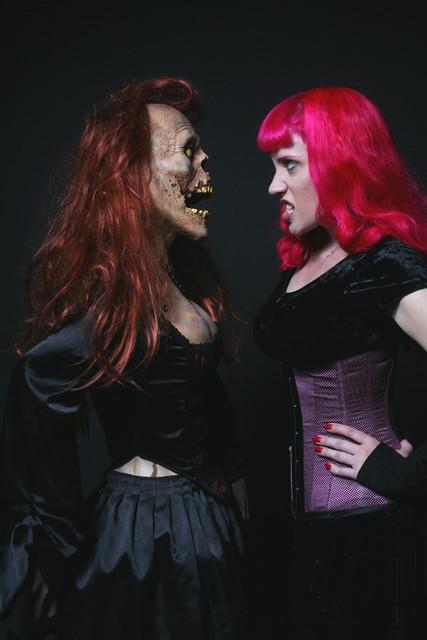 jezebelle and zombie 007.JPG