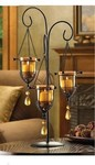 crystal drop candelabra b