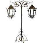hanging lantern 32 x 52 89422