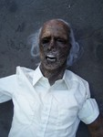 zombie victim dummy