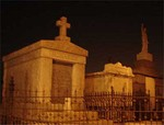 Highlight for Album: New Orleans Cemetery and Crypts