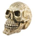 3 huge celtic skull 90