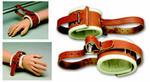 leather restraints 601 200 per pair