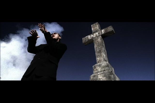 11 ft cross with Bizzy Bone 4 copy.jpg