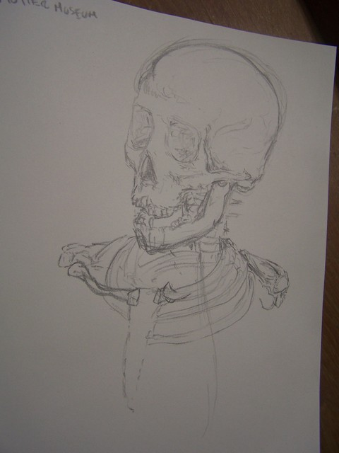 drawing blood at Dapper Cadaver 88.JPG