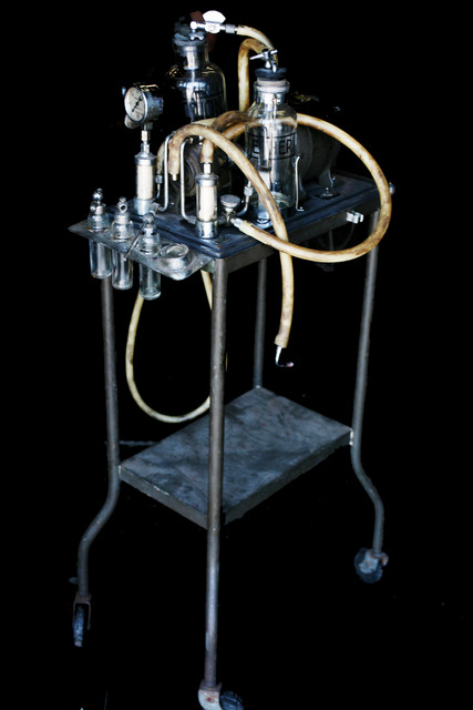 Pumps and Carts - vintage embalming cart  24r $100.jpg