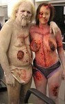 mortuary's scantily clad zombies