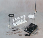 Assorted Labware - 12 piece lab hardware set