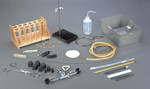 Assorted Labware - 32 piece lab hardware set