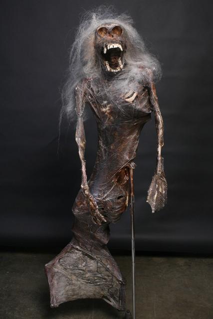 Fiji - 6 ft feegee mermaid with hair  10.JPG