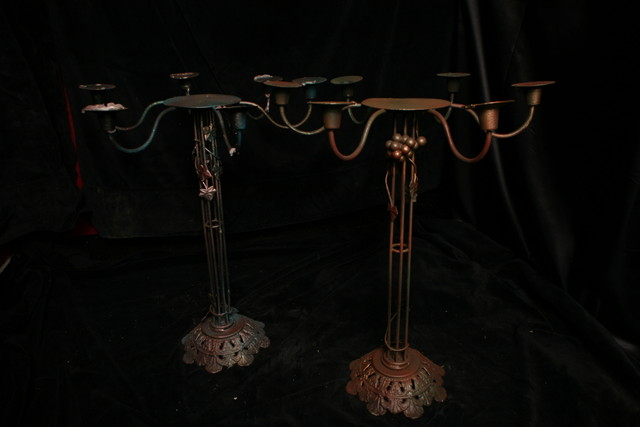 vine candelabra _0505  $15 each.JPG