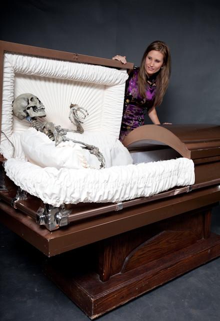 slide show for album    funeral props