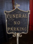 Funeral Sign 149
