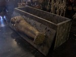 Sarcophagus props - egyptian tomb