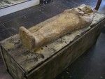 Sarcophagus props - egyptian tomb 7
