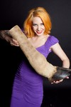 Taxidermy Giraffe Leg  1 120.jpg
