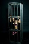 Cages - 3 door Dungeon Cage 23   $200 Rental
