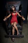 Chairs - Interrogation Chair  $200 Rental