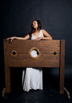 Stockade & Pillory - kneeling stocks 16 