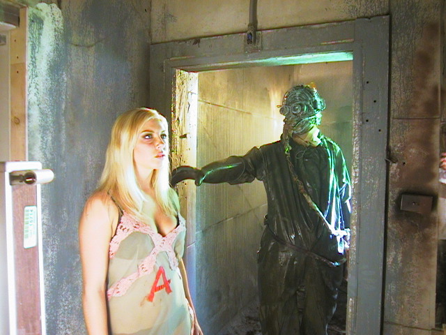 Death Tunnel Beauty and Beast