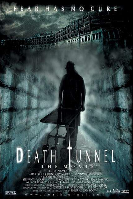 Death Tunnel Poster  with BJ Winslow as Lab Coat Man