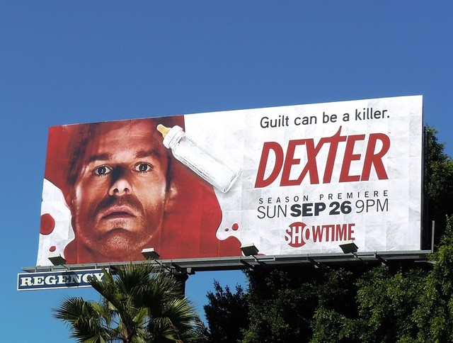Dexter season 5 billboard