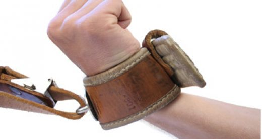 Restraints 601 wrist and ankle