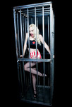 Cage Props - Large Stripper Cage 09 