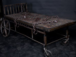 Beds & Tables - asylum restraint bed 31