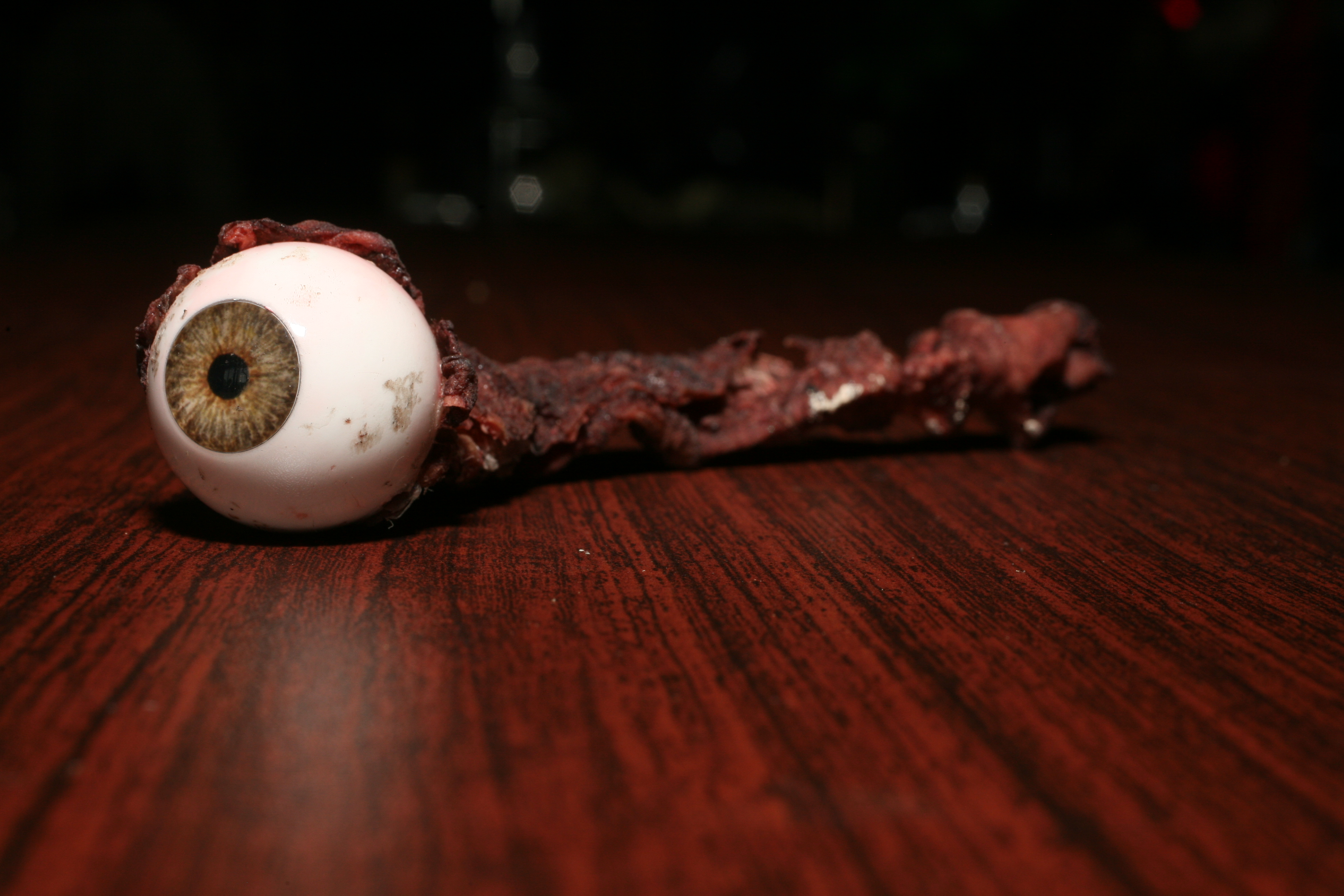 Props for Rent & Portfolio Prop Organs eye with