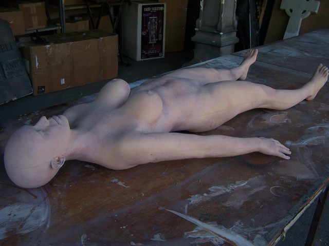 Anatomical Female Jessica Body 37 prop