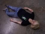 Jessica half anatomical stunt dummy 59