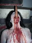 Mutilated - impaled cannibal holocaust 7