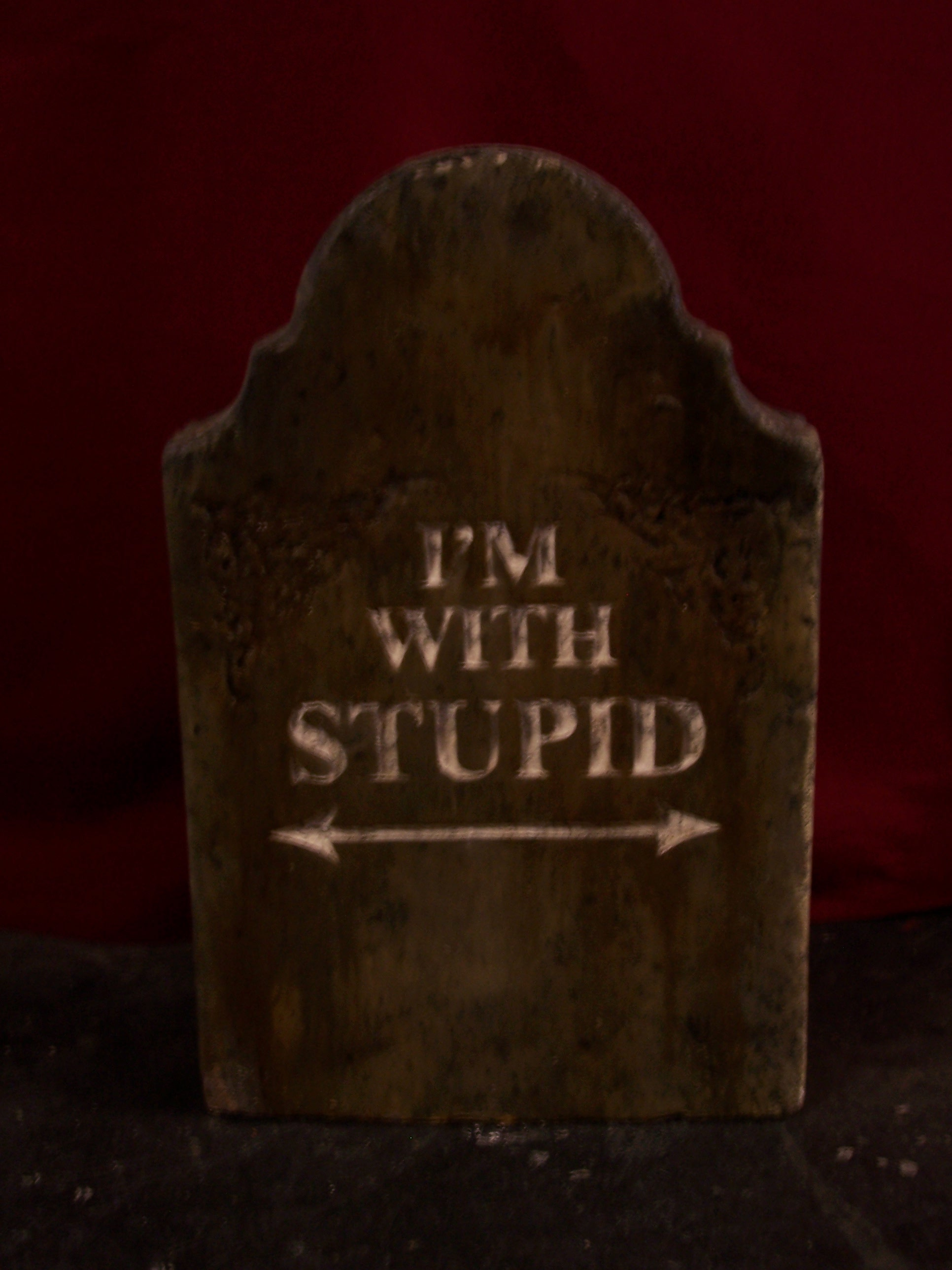 props for rent & portfolio :: halloween headstones and funny