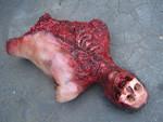 mutilated skull torso 53