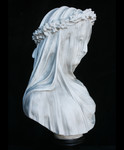 shrouded maiden bust 80  60
