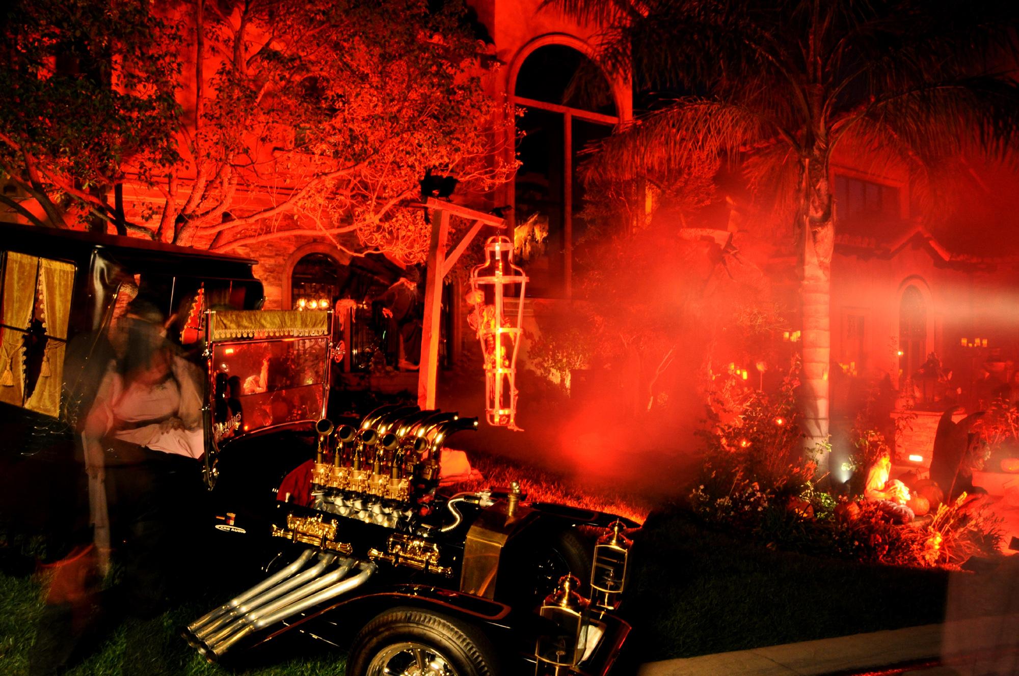 halloween party rentals dallas