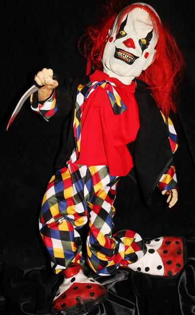 Evil Clown Child