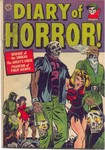 2005-01-03 Diary of Horror No1 1952 Avon Hollingsworth cover