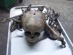 antique toddler skull and bones 350.JPG