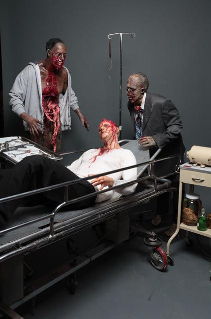 zombie lab a 13