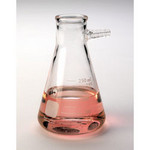 Erlenmeyer Flasks - 250ml filtering flask