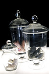 Jars and Bottles - apothecary glass