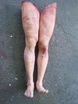 male leg pair 200