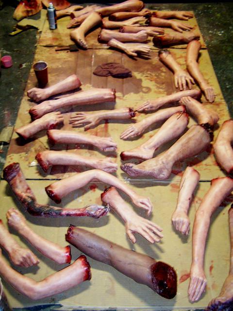 Assorted Limbs