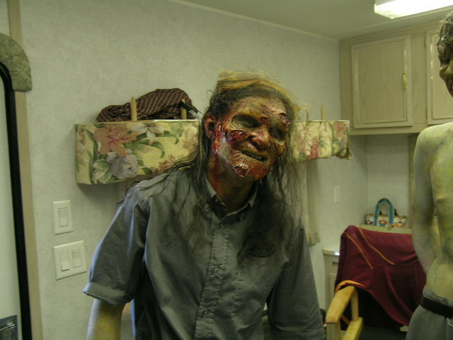 comb over zombie