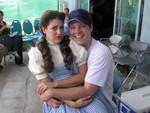 s Dorothy and Marky Mark